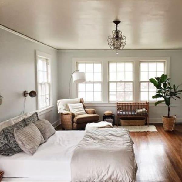 master bedroom with nurserymaster bedroom with nursery