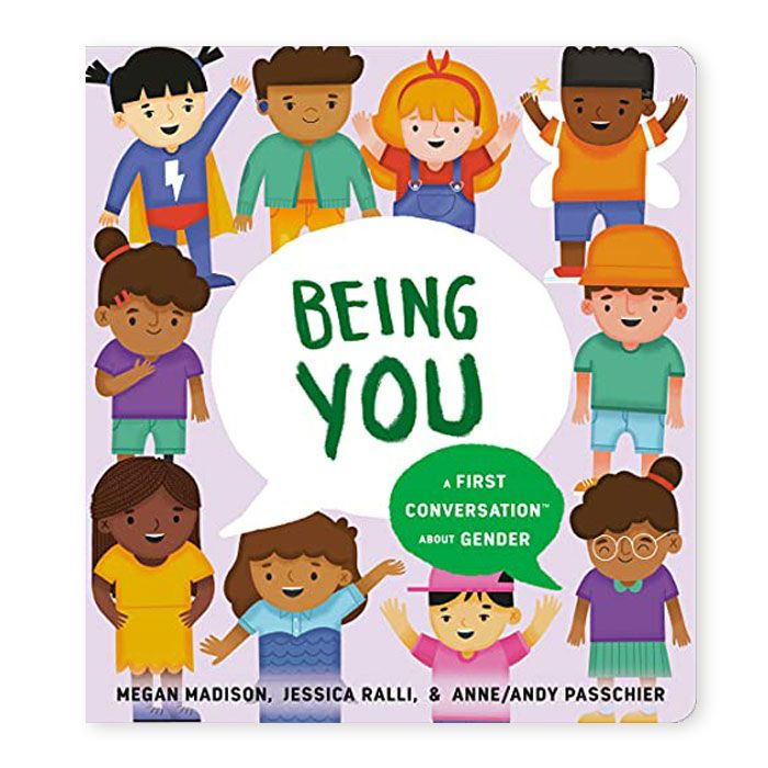being you board book for toddlers