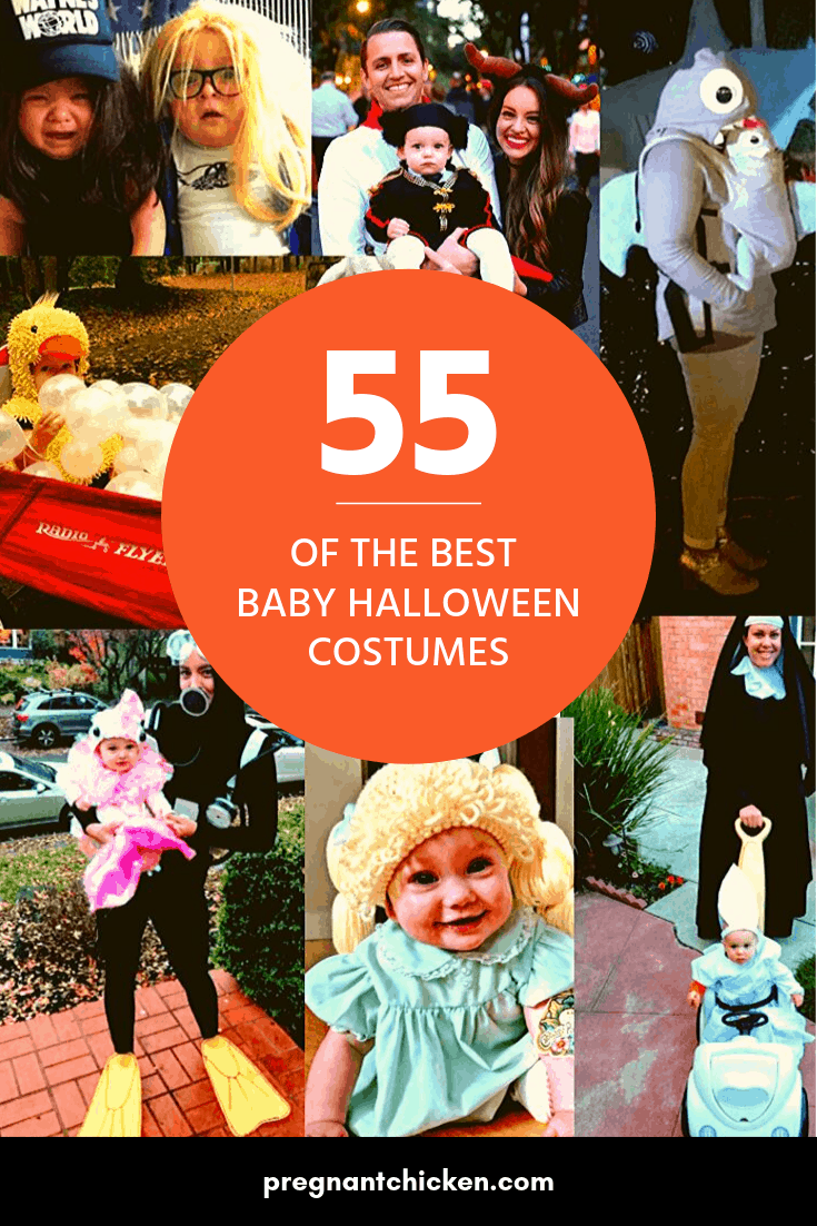 55 of the best baby halloween costumes