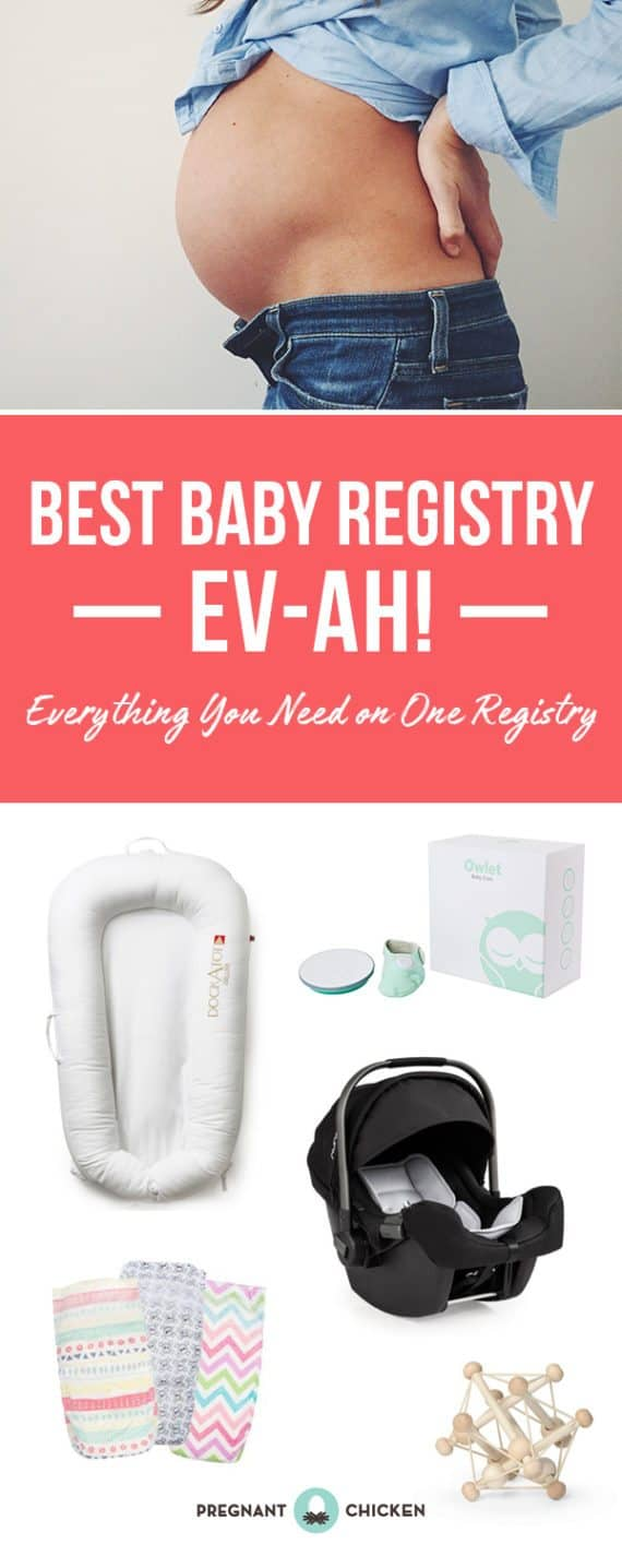 We found possibly the best baby registry site that lets you register exactly what you want across the web. Everything from must haves to minimalists to the dream items on your checklist!