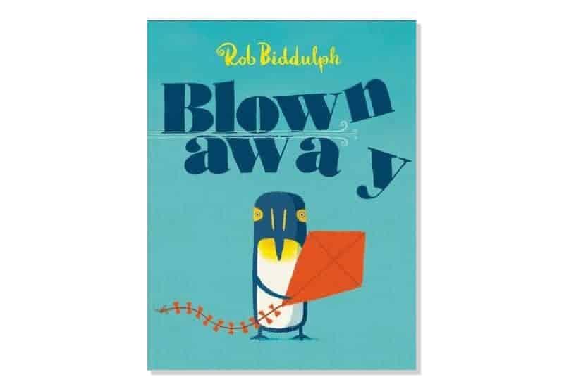 Blown Away board book