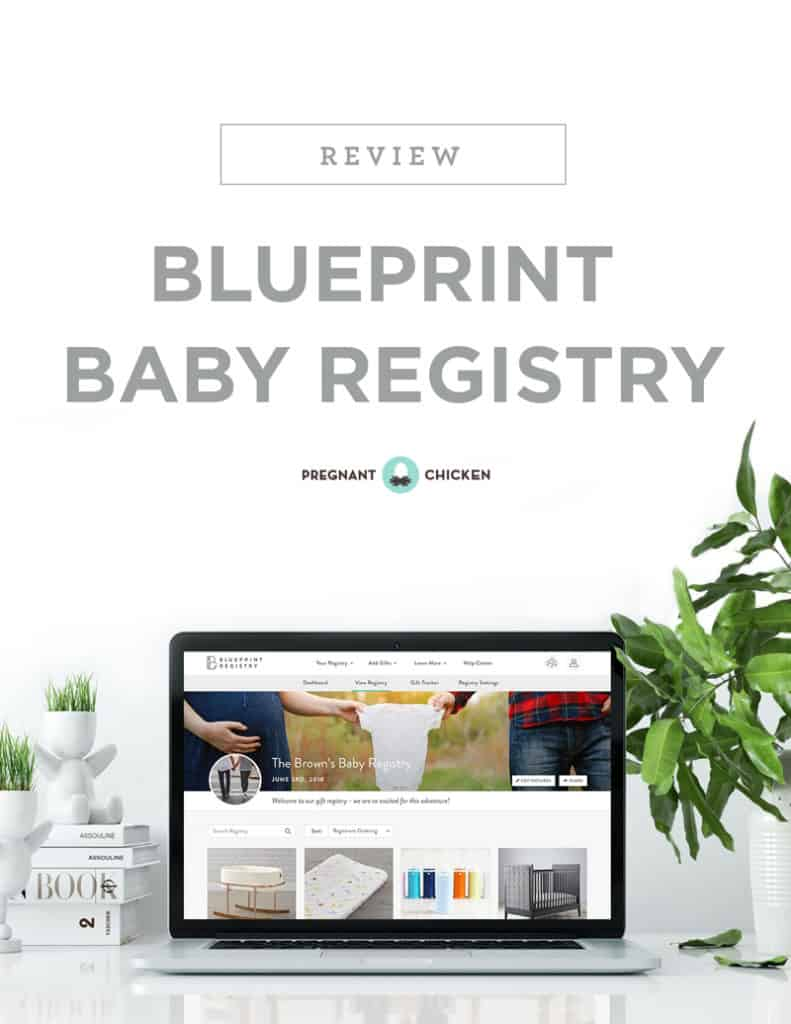 Blueprint Baby Registry Review