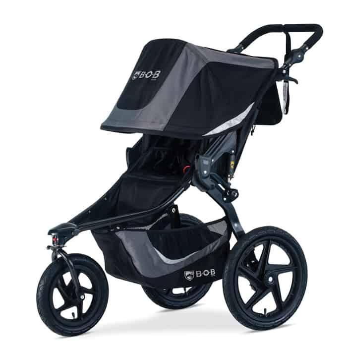 bob revolution jogging stroller