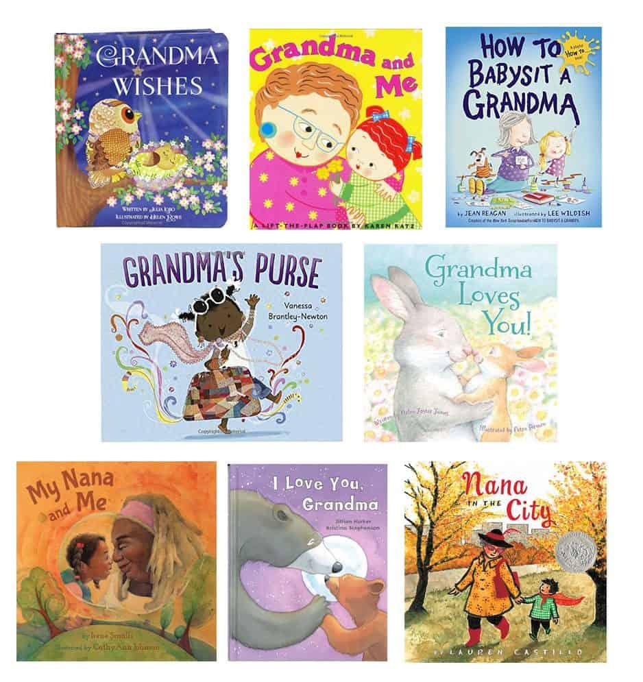 books for new grandma