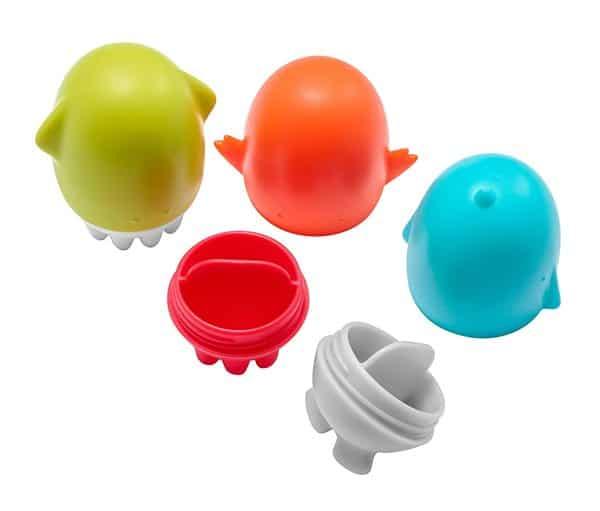 Boon Splurt Squirties bath toys