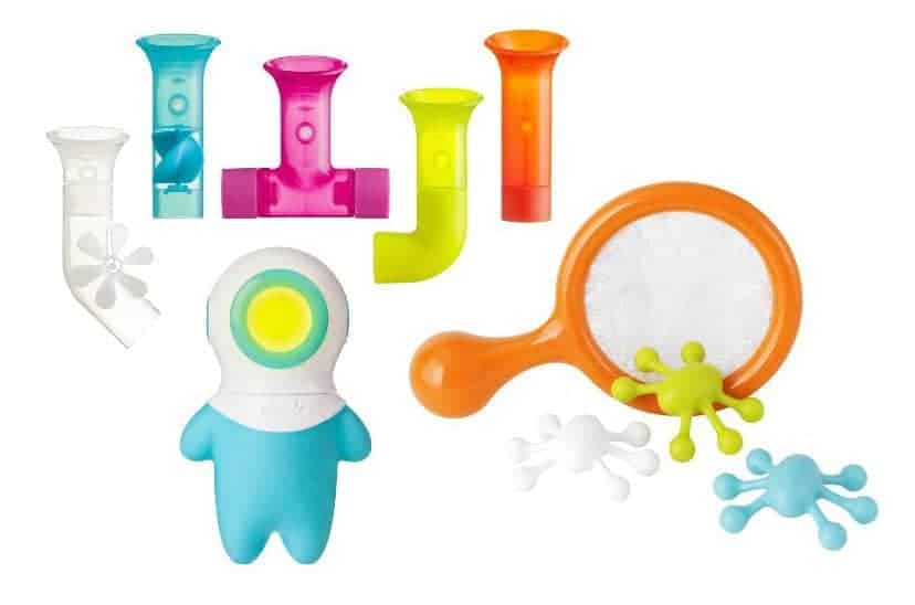 Best gifts for babies: Boon bath toys make a great Christmas present for 6 month old babies