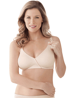By far the most recommended place to buy large bras was Nordstrom. Not only do they have a great selection, they will actually convert your regular bras into nursing bras.