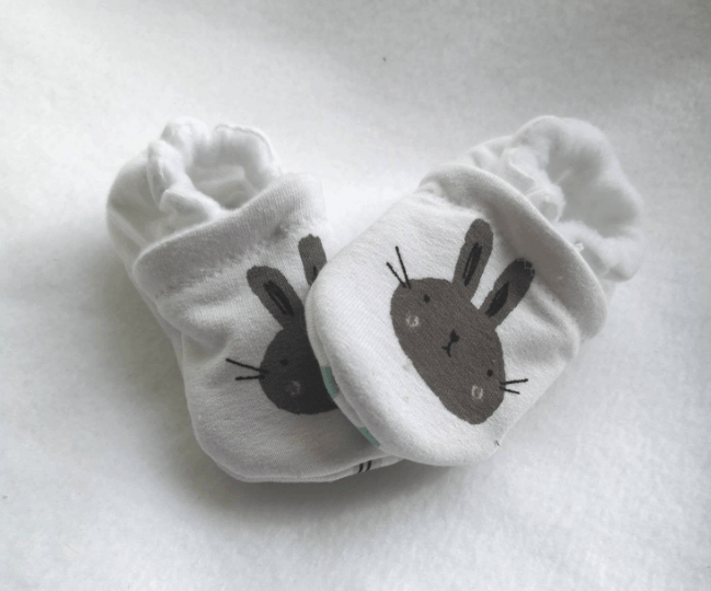 bunny shoes