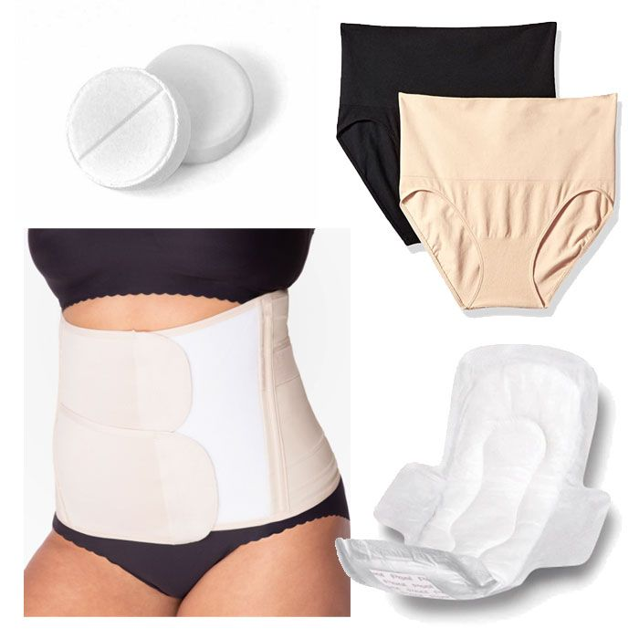 c-section recovery gear