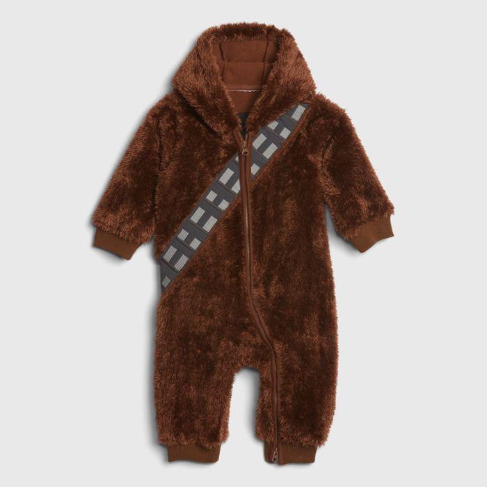 Chewbacca onesie for babies