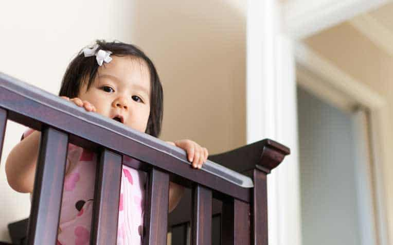 How do you childproof your home when you're renting?