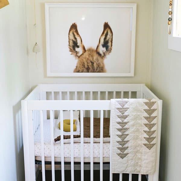 nursery created by repurposing closetnursery created by repurposing closet