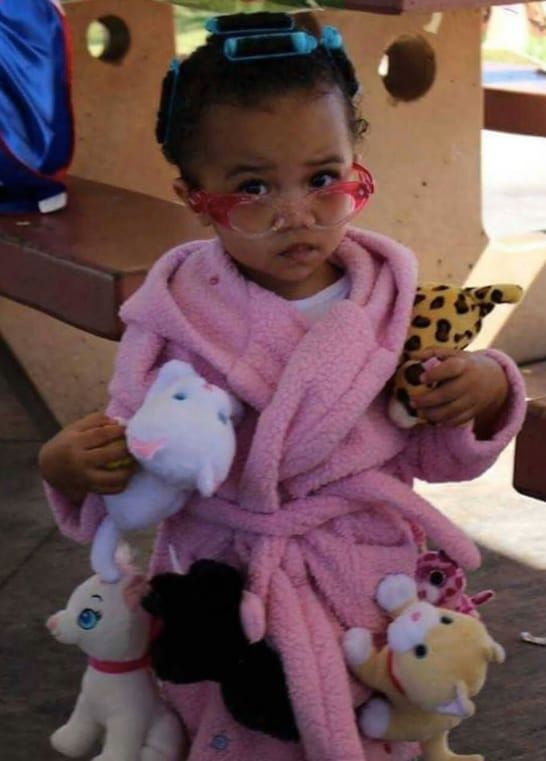 crazy lady DIY baby halloween costume