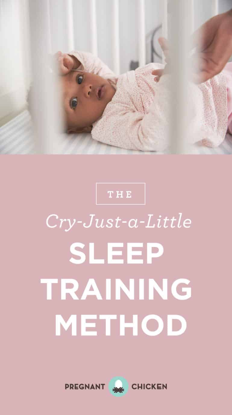 If you don't like the sound of cry it out but desperately need to get some sleep, this step-by-step sleep training method might be the golden ticket.