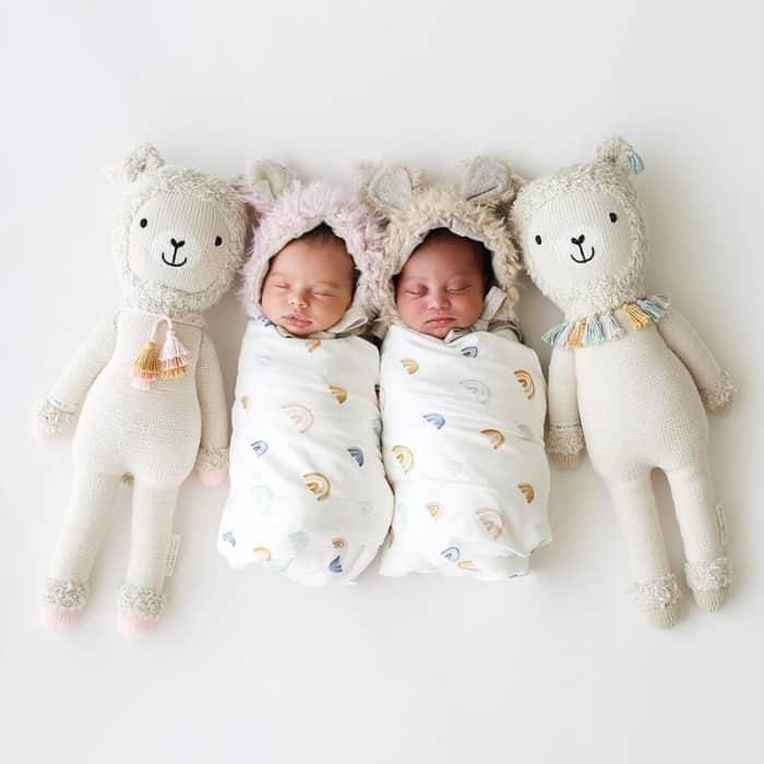 cuddle and kind llama dolls