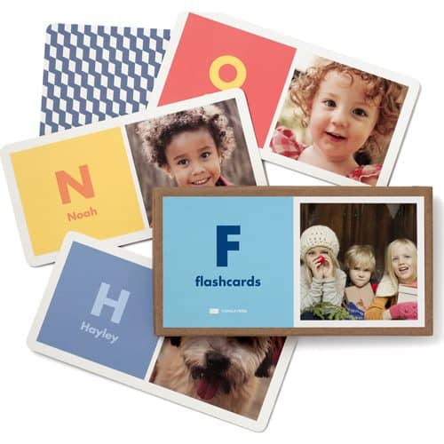 custom flash cards