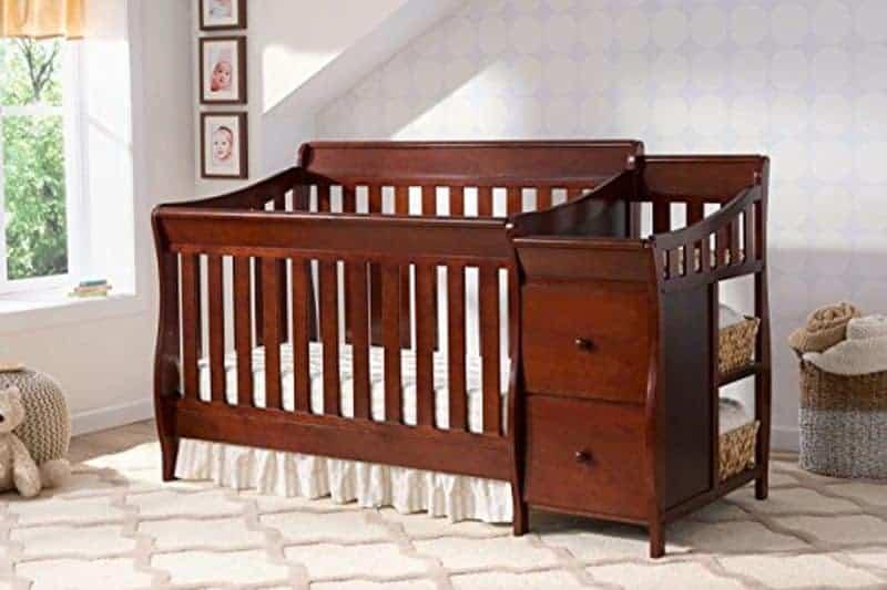 Delta Children Bentley S Convertible Crib n Changer