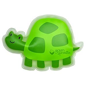 Baby Stocking Stuffer: Turtle Cooling Pack for boo boos