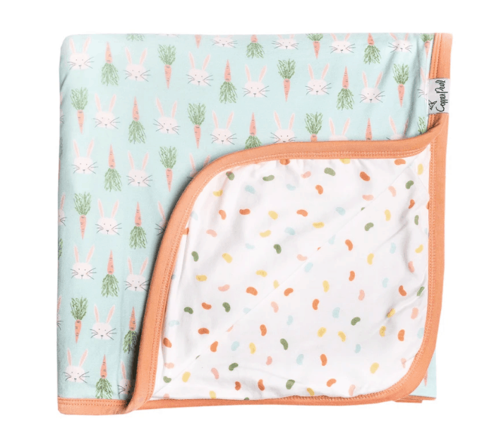 easter baby quilt
