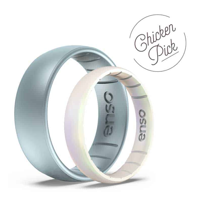 Enso Rings Are Pregnancy Friendly Jewelry