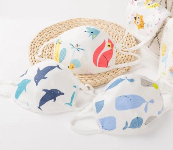 handmade fabric masks for toddlers