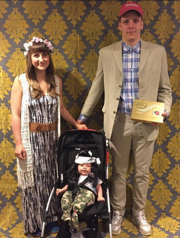 forest gump family costume