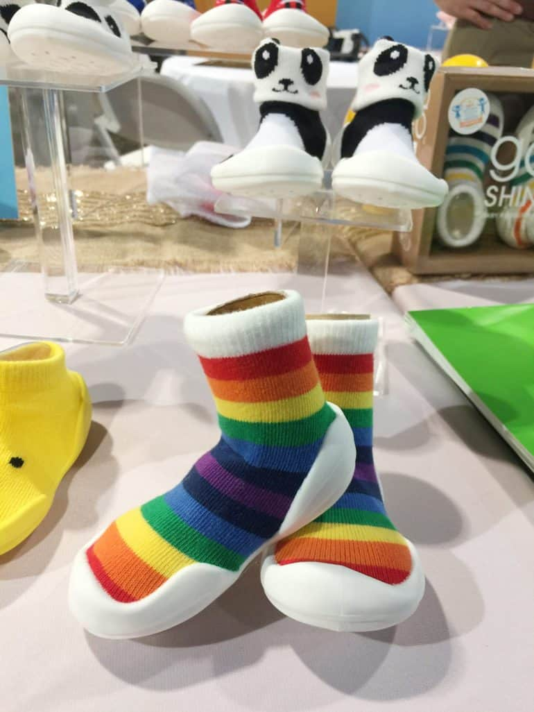 29 of the Best Pregnancy & Baby Products for 2018: GoShins - they are like socks on crocs!