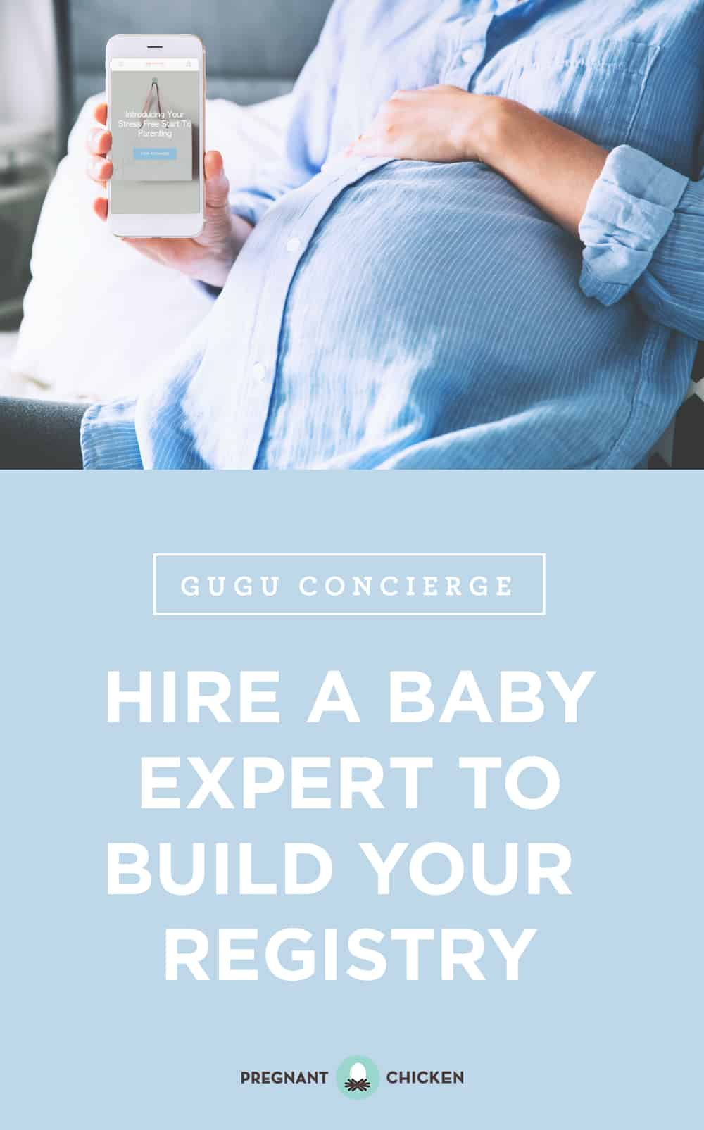 Skip the stress, the hours and hours of online research and walking through the baby super stores. Gugu Concierge is a dedicated baby expert that will help you build the best registry! #babyprep #babyregistry #babyproducts #babymusthaves #newbornproducts #nesting #babyexpert #babyproductreview