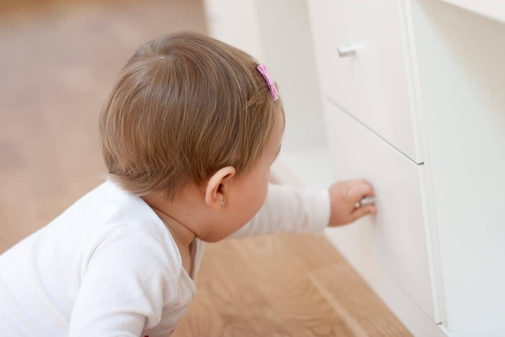 Baby Proofing Checklist - 40 Ways to Make Your Space Safe