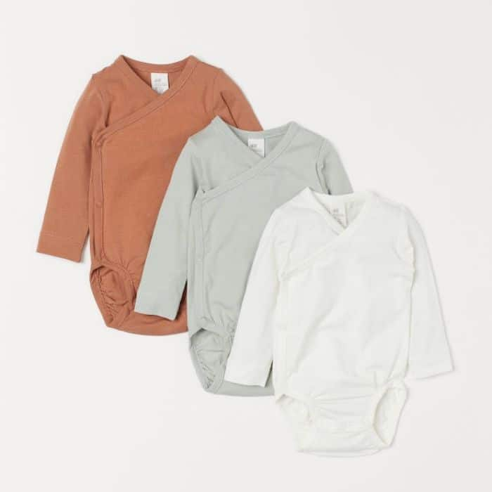 Organic baby Clothes H&M