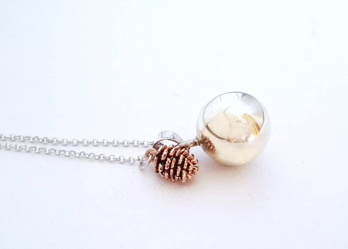 Traditional Harmony ball - unique gift idea for a pregnant woman