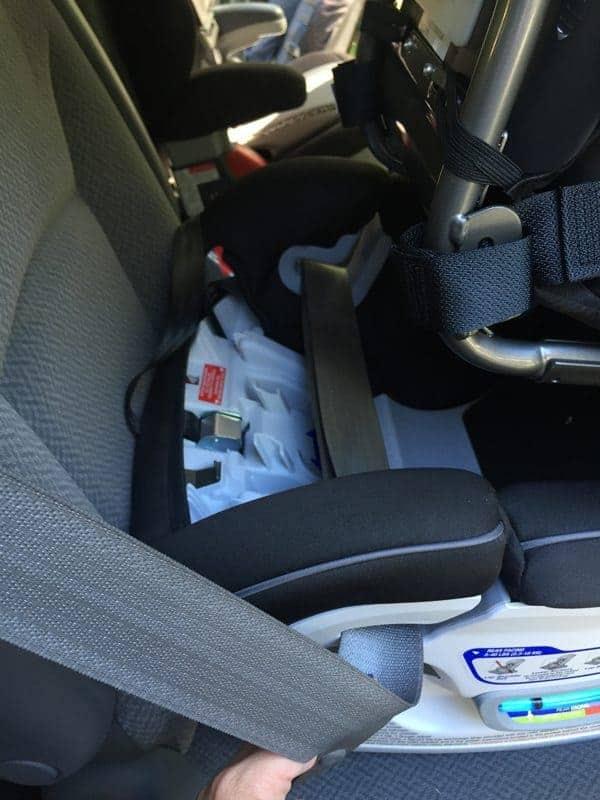Car Seat LATCH Rules