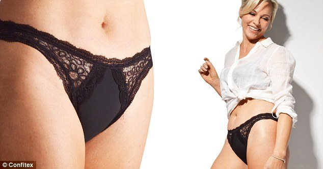 She Thinx; reuseable underwear for your period and even mommy bladder