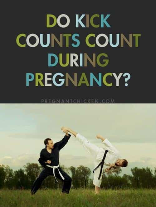 kick counts pregnancy