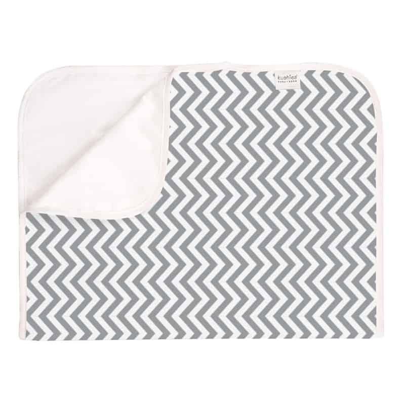 Kushies diaper changing mat - things to keep at grandma's house