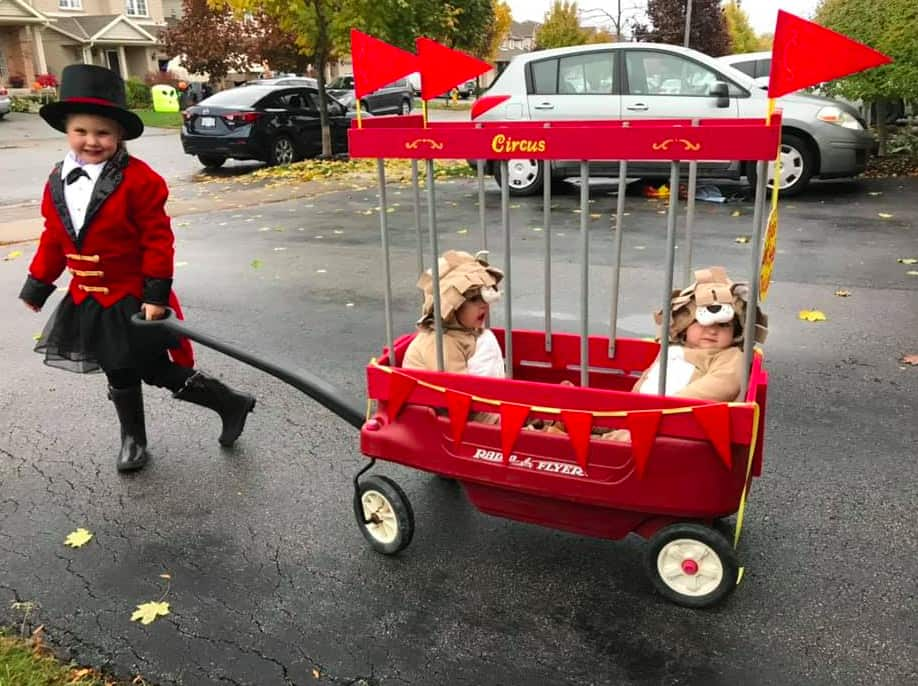 cage of lions baby halloween costume