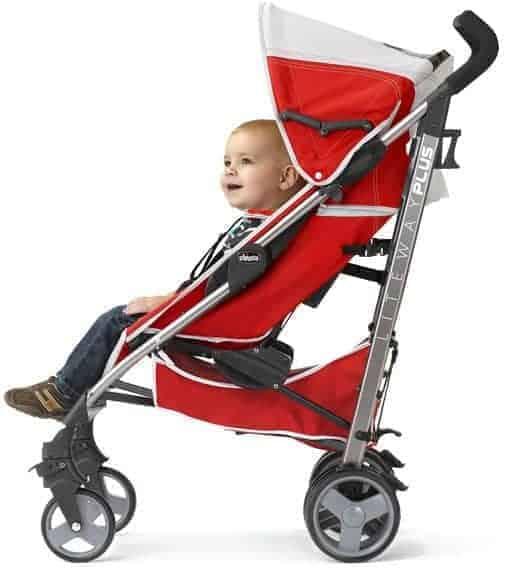Chicco Liteway Plus Umbrella Stroller Review
