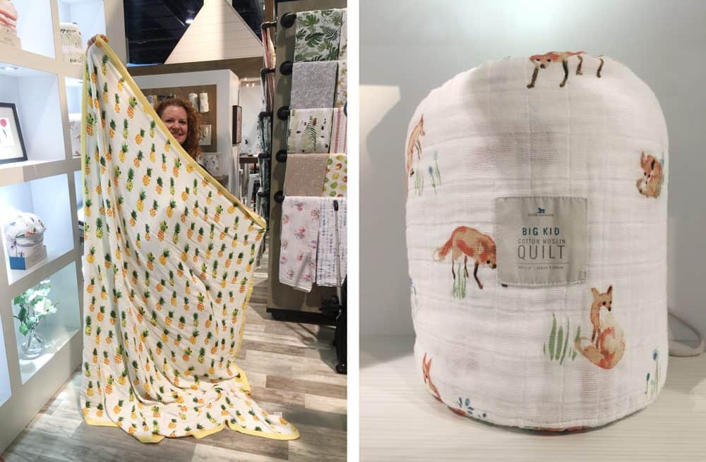 29 of the Best Pregnancy & Baby Products for 2018: Little Unicorn big kid quilts