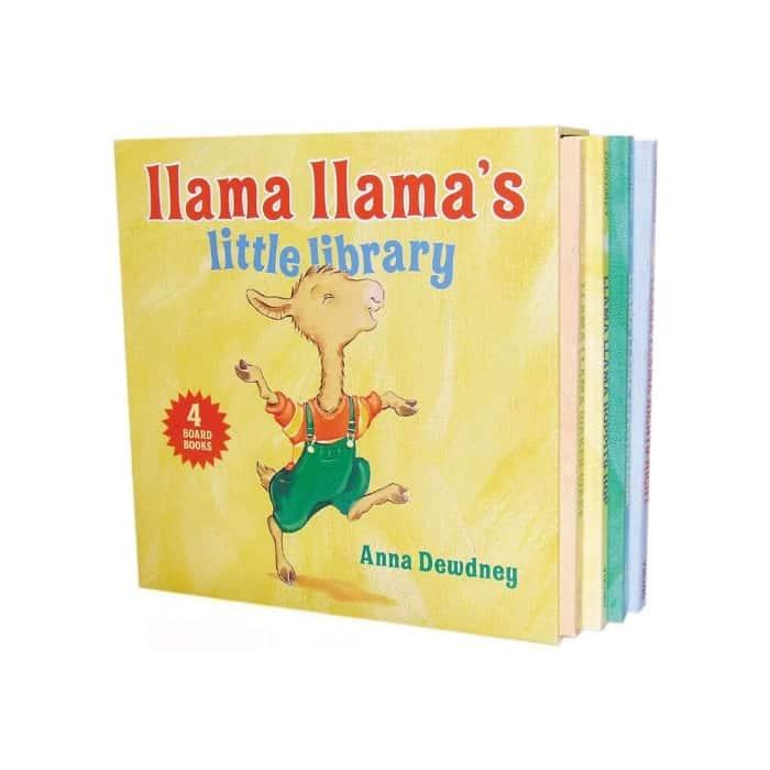 llama llama little library