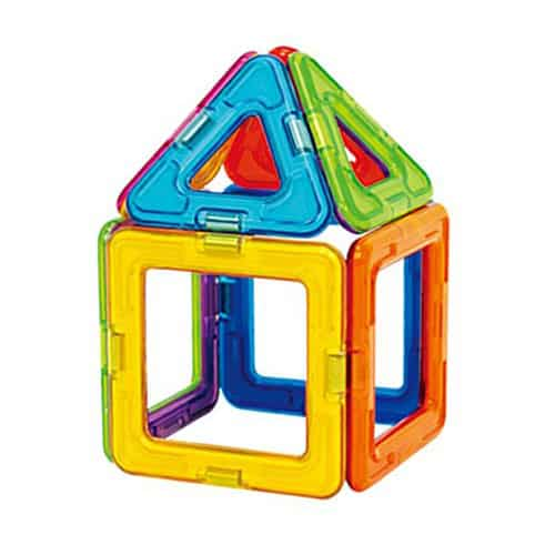 Magnetic building blocks - Technology and Engineering Baby Toys