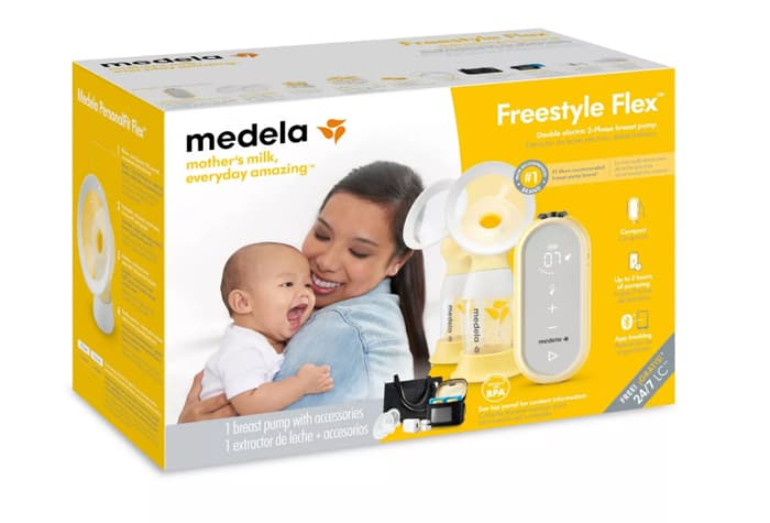 Medela Freestyle Flex package