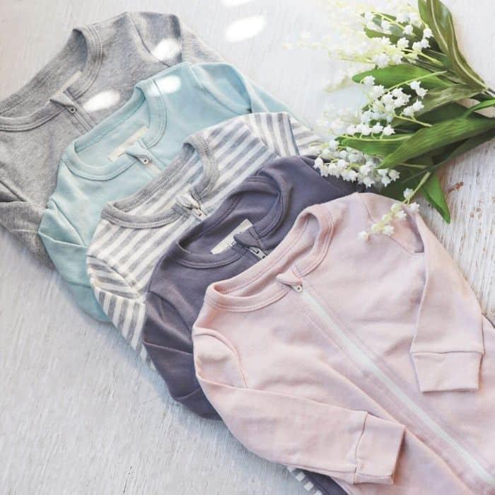 Organic Baby Clothes Mini Mioche