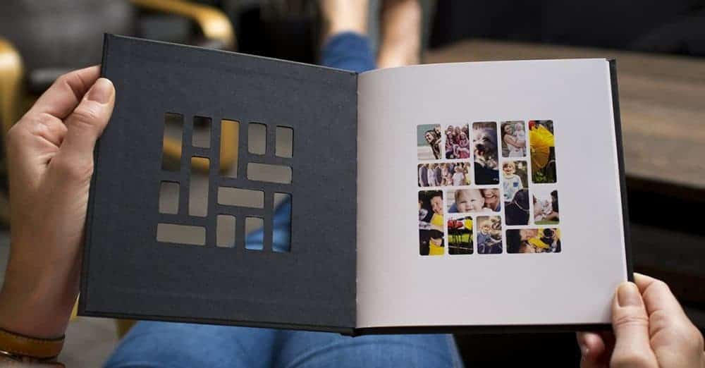 Mixbook – Mosaic photo book