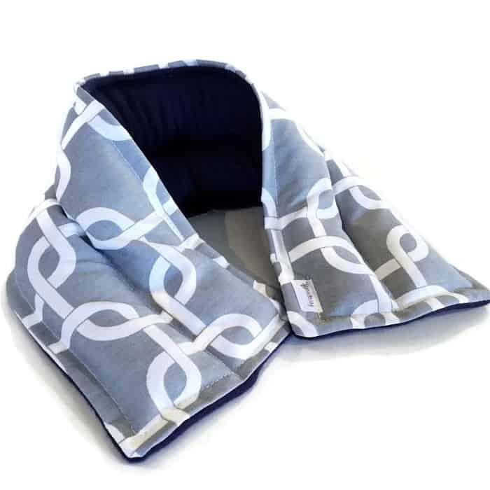 microwave heat neck wrap