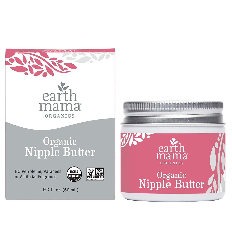 earth mama organic nipple butter