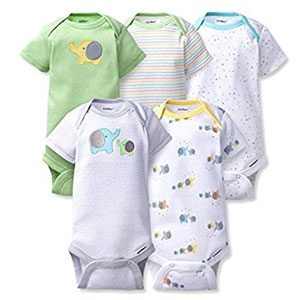 Practical Stocking Stuffers for Babies: you can never go wrong with onesies
