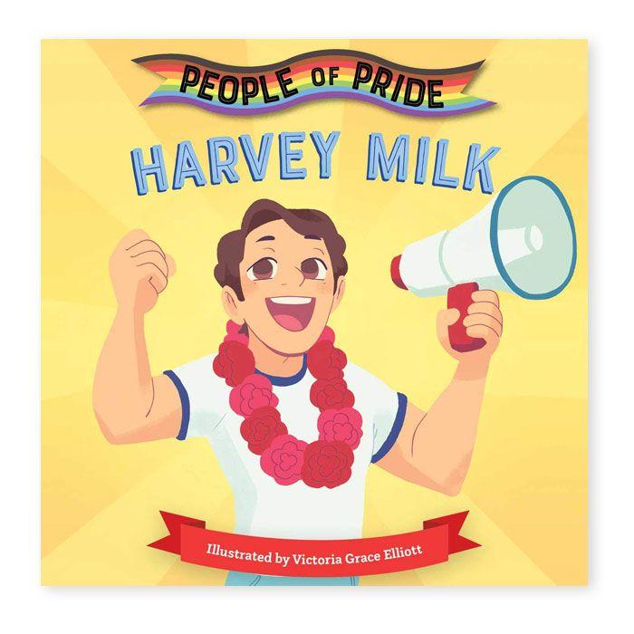 People of Pride: Harvey Milk