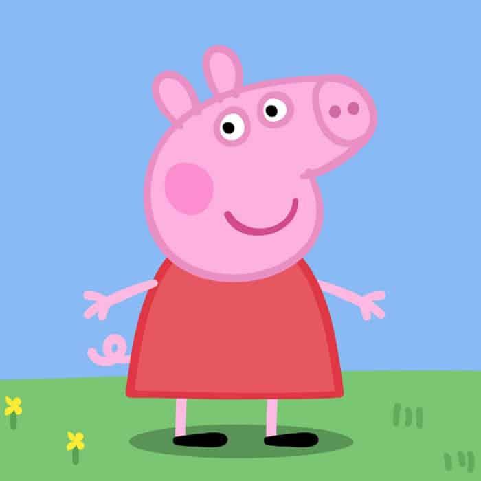 peppa pig best kid shows