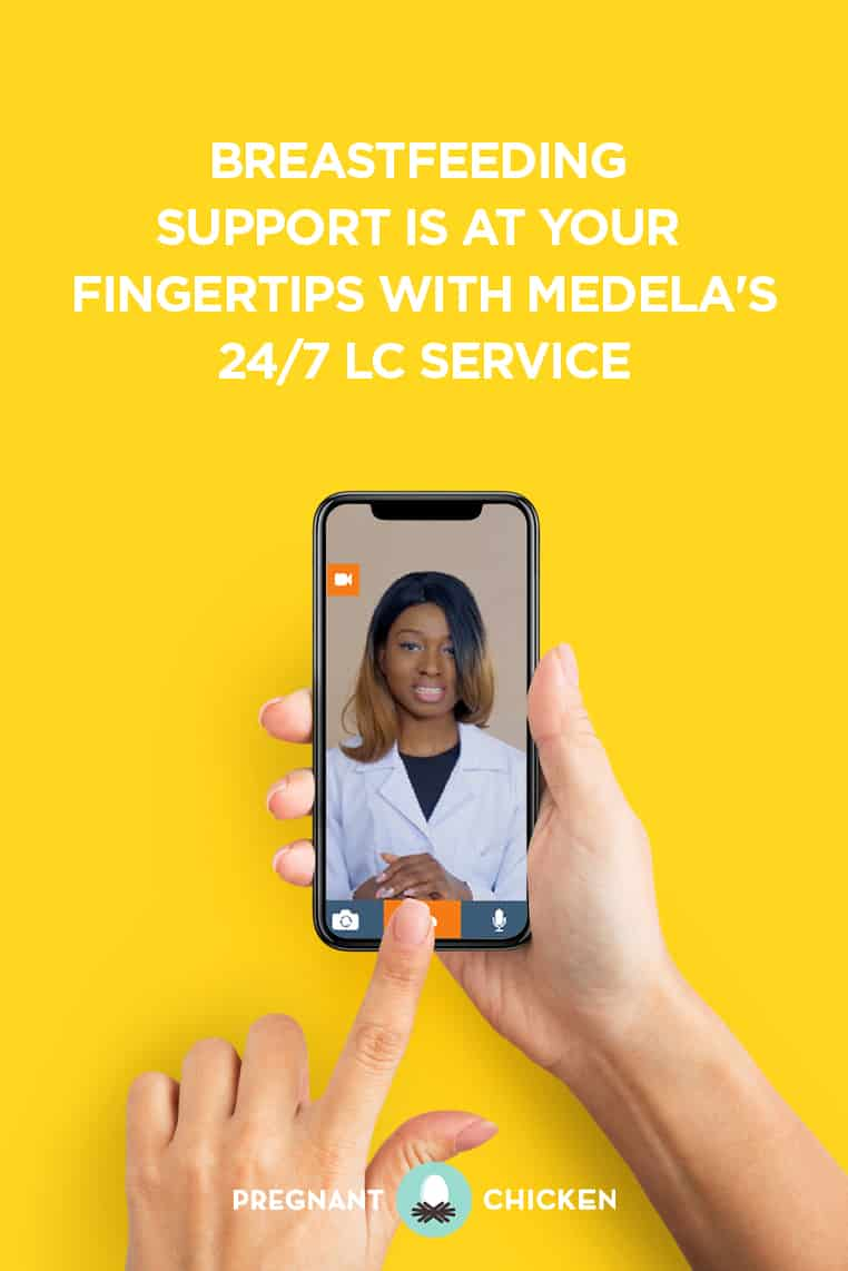 Get Breastfeeding Support Anytime, Anywhere With Medela's 24/7 LC
