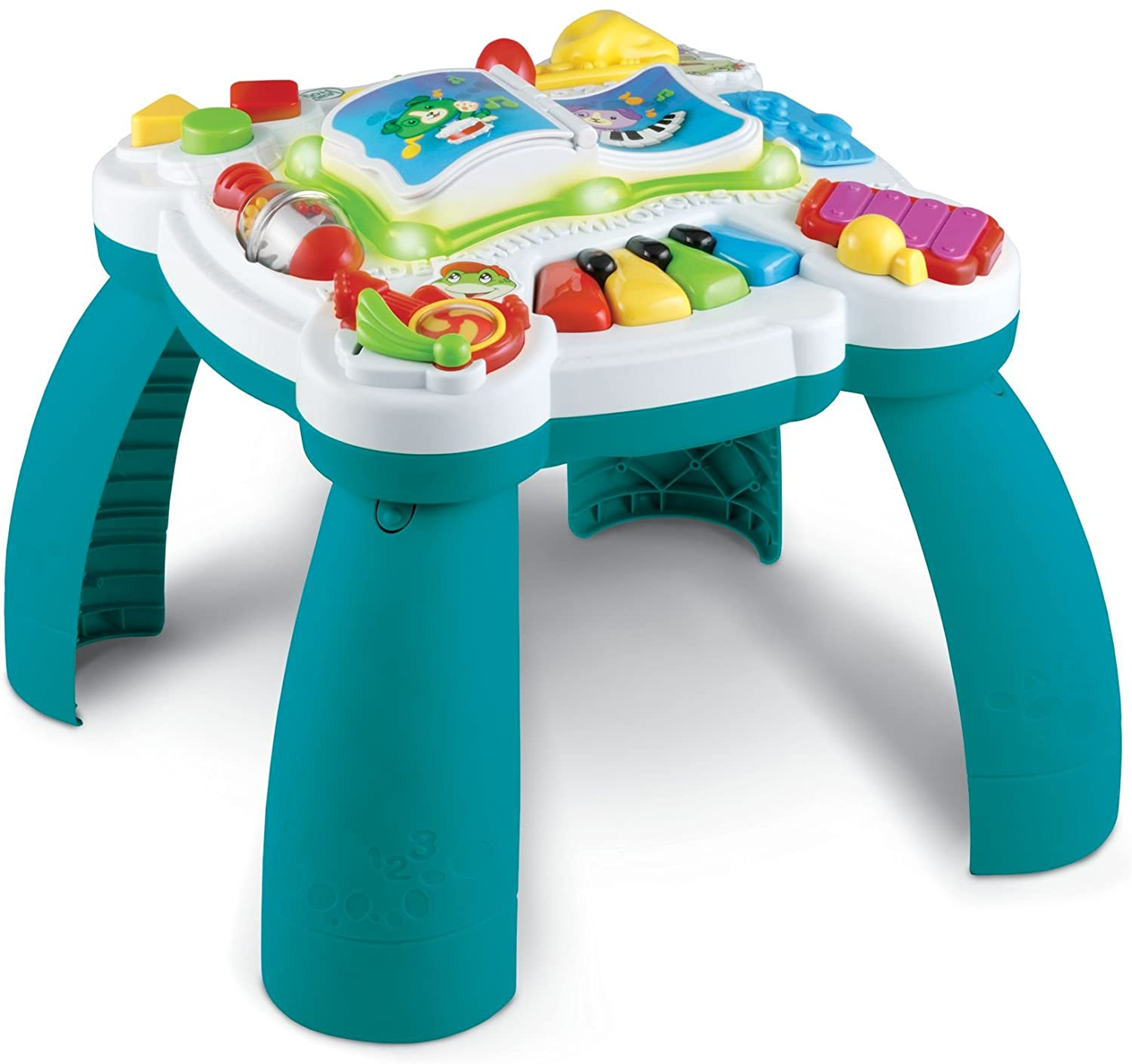 Gifts for a 9 month old: Leap Frog play table